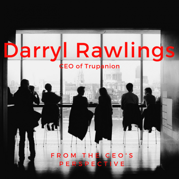 CEO Perspective: Darryl Rawlings, CEO of Trupanion Featured Image