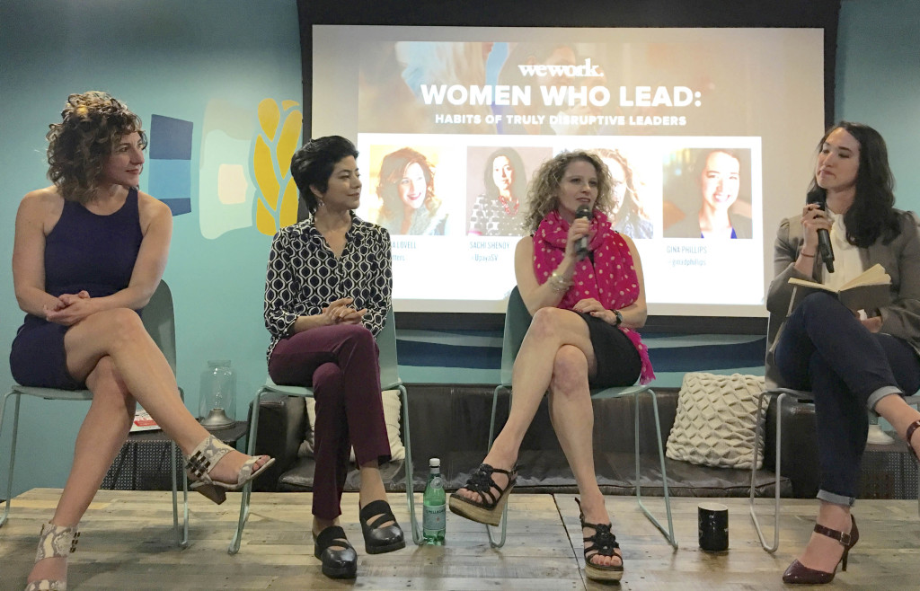 Women Who Lead: Habits of Truly Disruptive Leaders