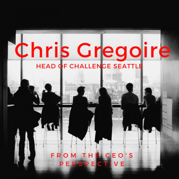 CEO Perspective: Chris Gregoire, Head of Challenge Seattle Featured Image