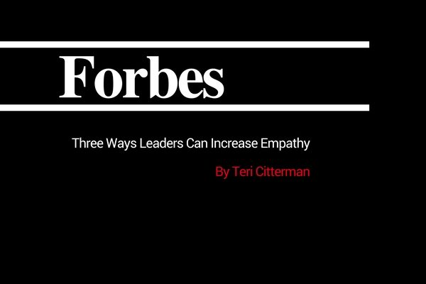 3 Ways Leaders Can Increase Empathy Featured Image