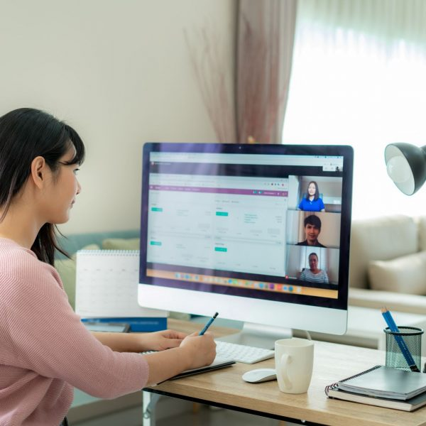 Hosting Virtual Meetings with Introverts Featured Image